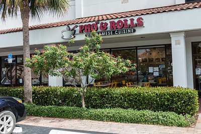 Pho & Rolls, a new Vietnamese restaurant located at 901 W. Indiantown Road in Jupiter, Wednesday, July 29, 2020. [JOSEPH FORZANO/palmbeachpost.com]