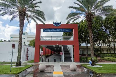 Florida Atlantic University, Tuesday, August 11, 2020. [JOSEPH FORZANO/palmbeachpost.com]