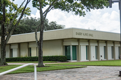 The Barry Kaye Hall at the College of Business Complex on the FAU campus in Boca Raton, Tuesday, August 11, 2020. [JOSEPH FORZANO/palmbeachpost.com]