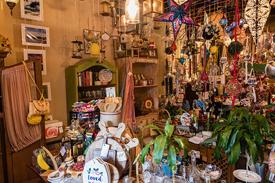 A view inside DAY BY DAY Shoppe in Northwood Village, Saturday, November 28, 2020. (JOSEPH FORZANO / THE PALM BEACH POST)