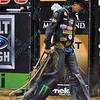 Rider J.B. MAUNEY during the third round at the Professional Bull Riders Built Ford Tough Series, Bass Pro Chute Out presented by Cooper Tires at the Scottrade Center in St. Louis, Missouri