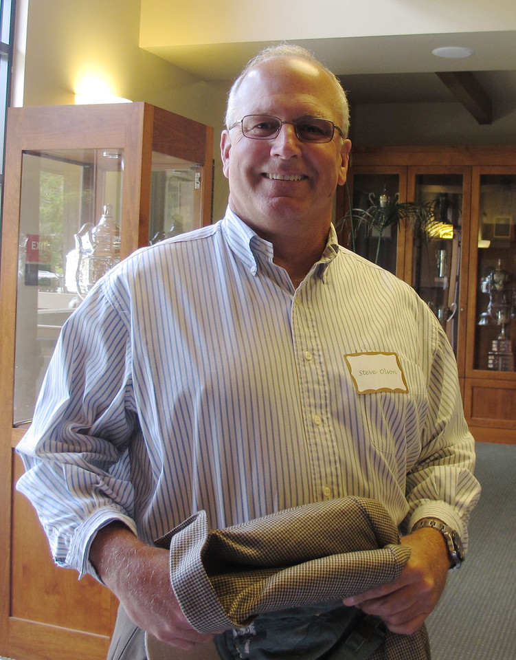 Steve Olson PBRTA Treasurer '07-'09