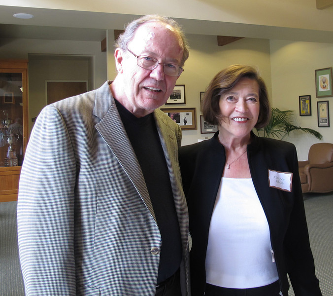 Ken and Eleanor White PBRTA Secretary '08-'10