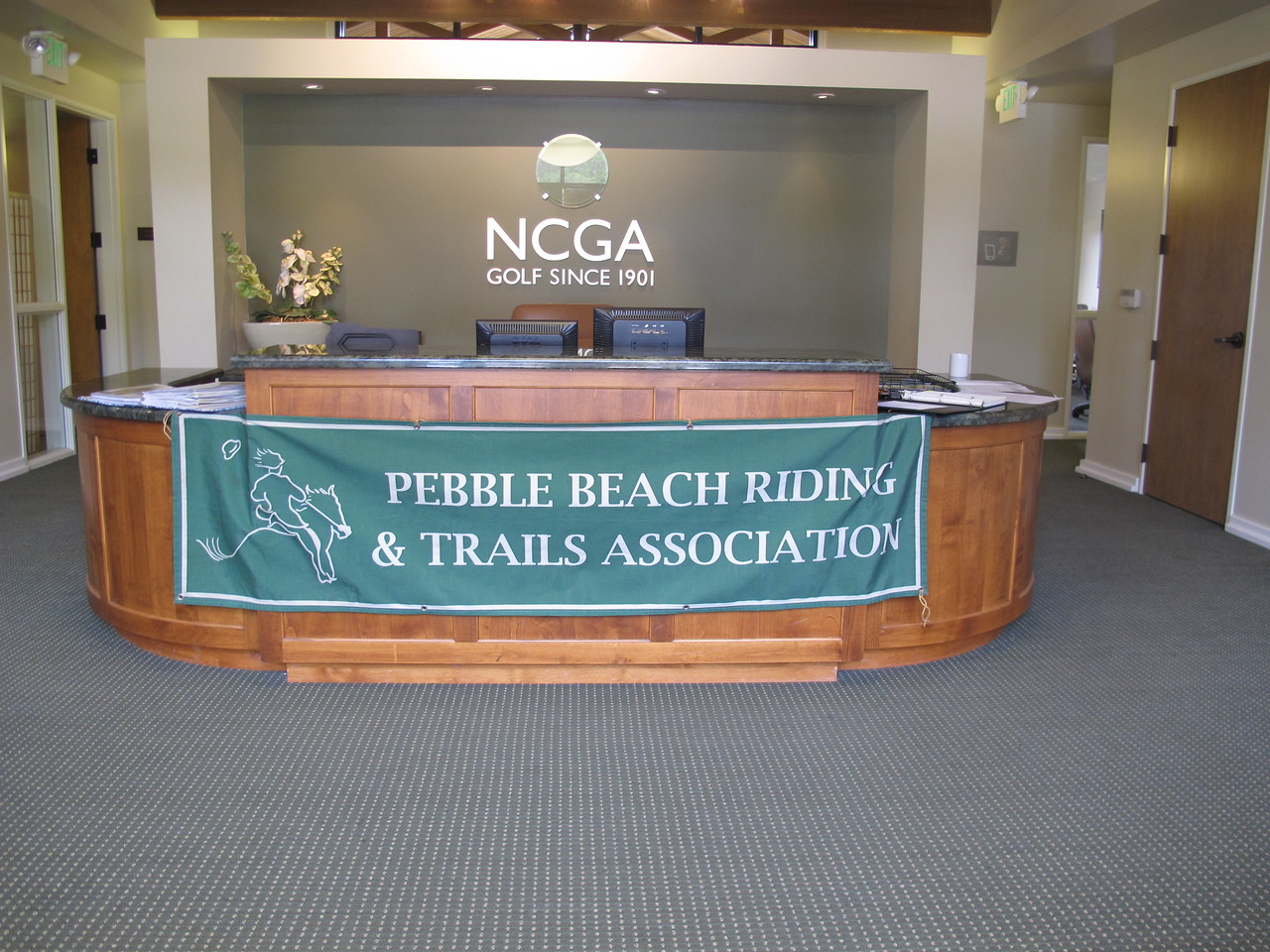 The PBRTA 25th Anniversary celebration held at the NCGA Conference Room at Poppy Hills Golf Course on August 12, 2012.