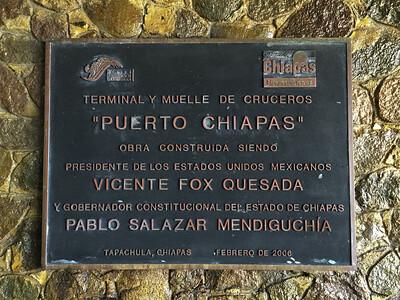 Puerto Chiapa, Mexico