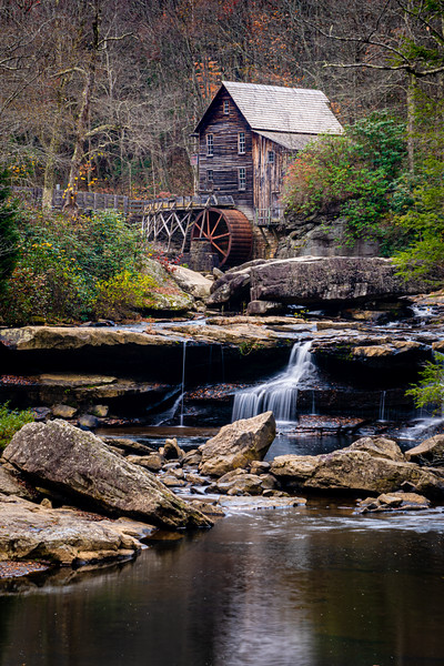 This is my favorite of the 2 grist mill shots.  What do you suggest?