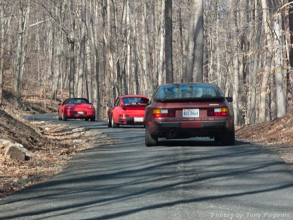 PCA Sat Brunch - Drive