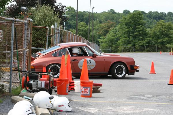 PCA Potomac Autox #3 - 6/24/07 at James Wood HS