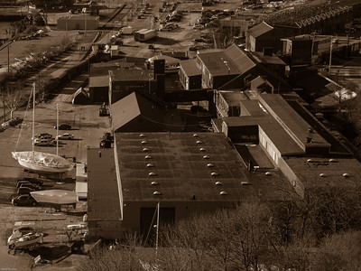 Video slideshow of photographs by members of the Portland Camera Club of the Portland Company complex - 2014.