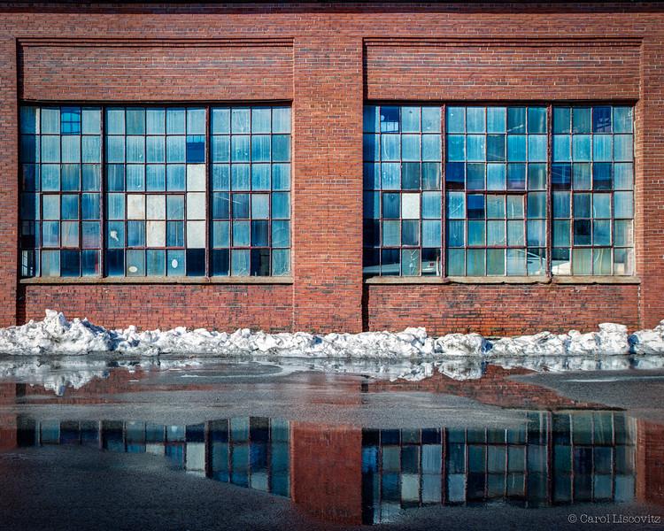 Carol Liscovitz_Window Reflections