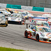 Porsche Carrera Cup Asia. <br /> <br /> Sepang, Malaysia<br /> <br /> 15th - 17th August 2014<br /> <br /> Photo: Drew Gibson