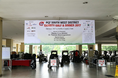 PCF South West District Charity Golf
