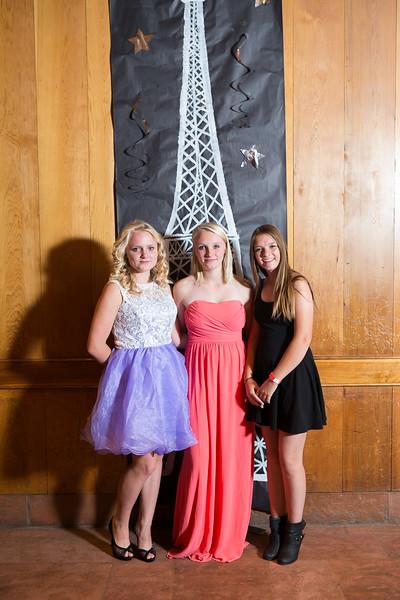 PCHS Homecoming Dance 2015