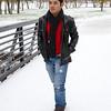 PCHY WALKING IN SNOW