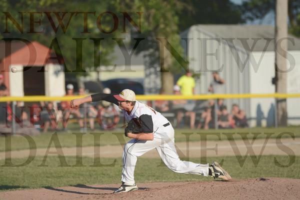 PCM Baseball vs. North Polk June 30, 2017