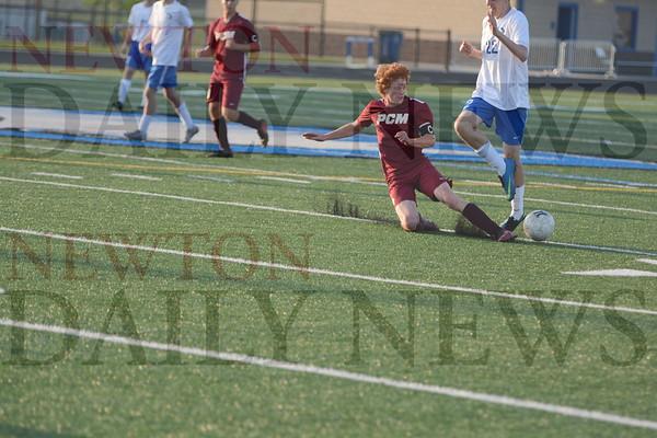 PCM Boys Soccer vs. B-F 5-21-18