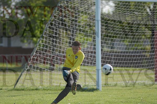 PCM Boys Soccer vs. Des Moines Christian 5-15-18