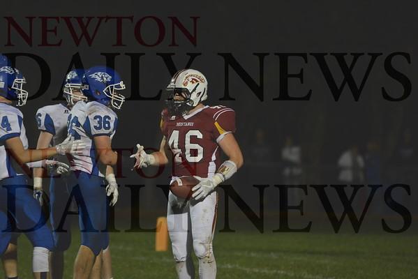 PCM Football vs. Dike-New Hartford 11-4-16