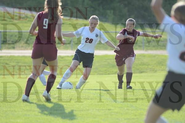 PCM Girls Soccer vs. Fairfield 5-24-18