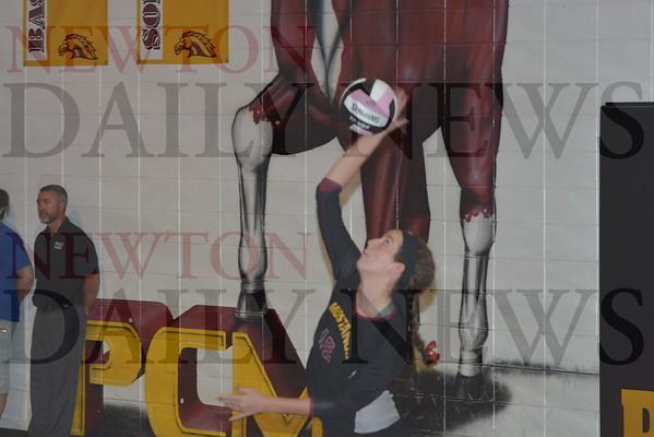 PCM Volleyball vs. Greene County 9-20-16