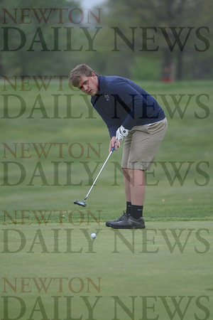 PCM/C-M Boys Sectional Golf 5-11-18
