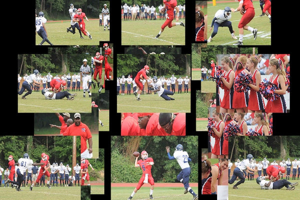 2009 09 12 Henderson@PCMS video collage