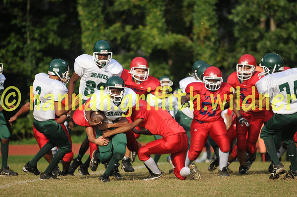 """2009 09 12 Sequoyah@PCMS """"highlights"""""""