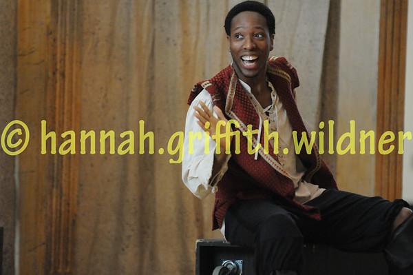 "2010 01 20 GA Shakespeare ""Bard's Best"" #1 ""PROOFS"""