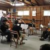 Joseph Silverstein Coaches the Dvorak Quintet