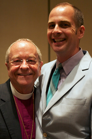 GA220 MLP Dinner with Bishop Gene Robinson