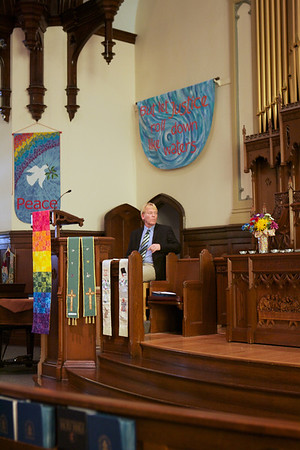 GA220 Worship at Sixth Presbyterian with Michael Adee