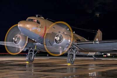 Douglas TC-47D 47-6716 N8704 7-17-21 2