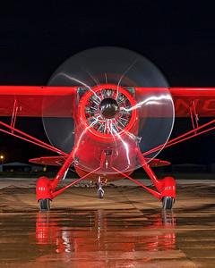 Howard Aircraft DGA-15P NC1227 7-17-21 3