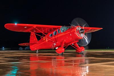 Howard Aircraft DGA-15P NC1227 7-17-21 2
