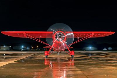 Howard Aircraft DGA-15P NC1227 7-17-21