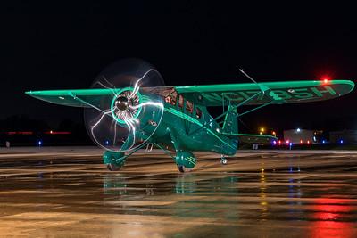 Howard Aircraft DGA-15P NC1785H 7-17-21