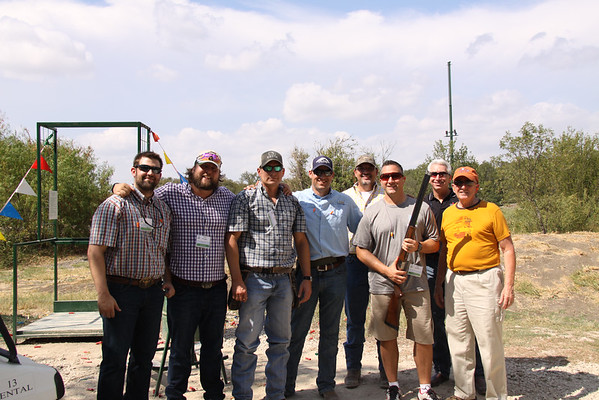 2014 Clay Shoot Teams