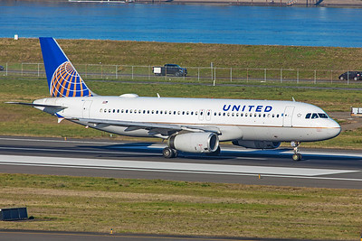 United Airlines Airbus A320-232 N417UA 12-4-20