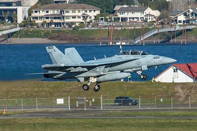 United States Navy Boeing EA-18G 168776 12-5-20 2