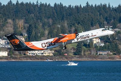 Horizon Air Bombardier DHC-8-402Q N440QX 12-5-20