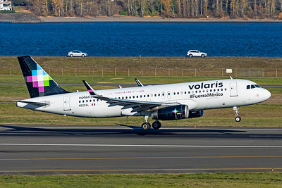 Volaris Airbus A320-233 N525VL 12-5-20