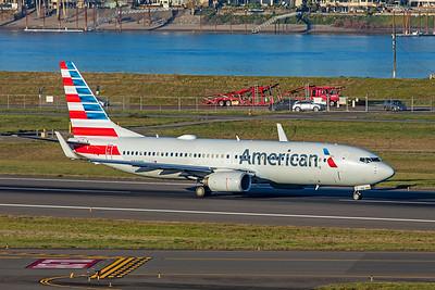 American Airlines Boeing 737-823 N869NN 12-4-20