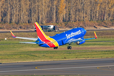 Southwest Airlines Boeing 737-7H4 N436WN 12-4-20