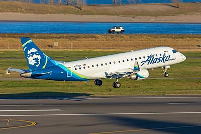 SkyWest Airlines Embraer ERJ-170-200LR N177SY 12-4-20