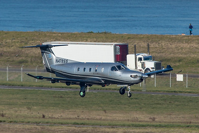 Boutique Air Pilatus PC-12-47 N478SS 12-4-20