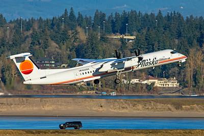 Horizon Air Bombardier DHC-8-402Q N421QX 12-4-20