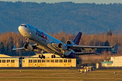 FedEx Express McDonnell Douglas MD-11F N584FE 12-5-20
