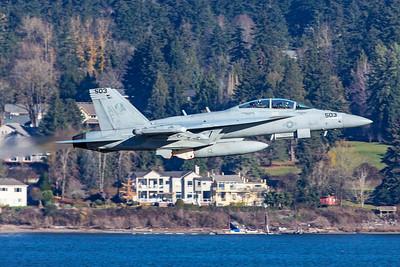 United States Navy Boeing EA-18G 168776 12-5-20
