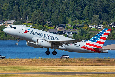 American Airlines Airbus A319-132 N832AW 5-28-21