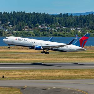 Delta Air Lines Boeing 767-332(ER) N189DN 5-29-21